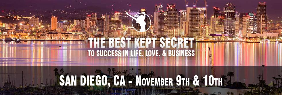 Best Kept Secret to Success San Diego